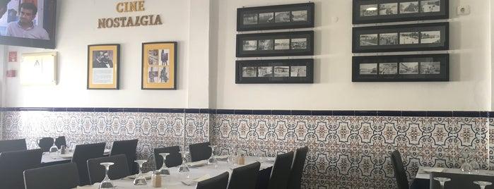 Restaurante João Belhi is one of สถานที่ที่ Nuno ถูกใจ.