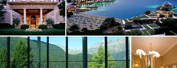 The Leading Hotels of the World is one of Stanley'in Kaydettiği Mekanlar.
