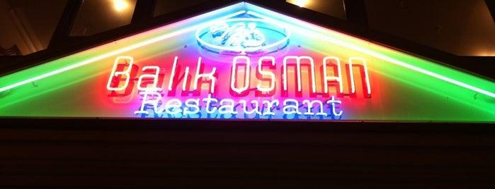 Balık Osman is one of yenilesi.