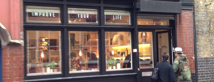 Life Store is one of London.