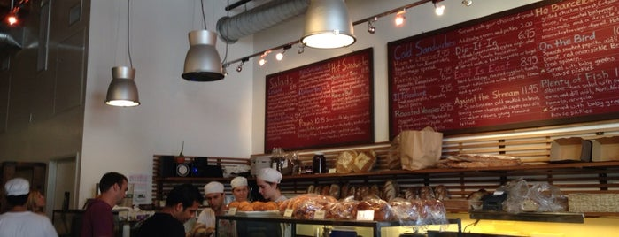 Bread Lounge is one of Los Angeles List.