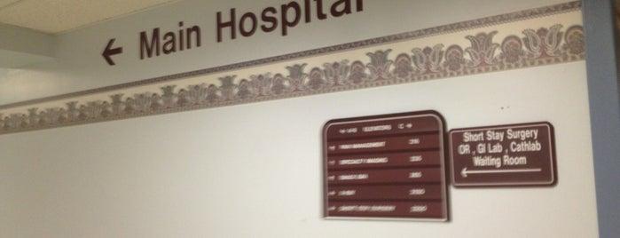 Somerset Hospital is one of Orte, die Shelley gefallen.