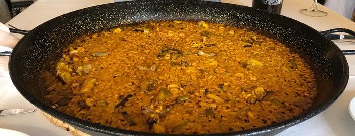 ¿Dónde comer arroz en Alicante?