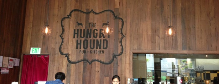 The Hungry Hound is one of Justin'in Kaydettiği Mekanlar.