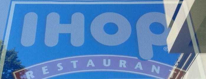 IHOP is one of ✅A T L done✅.