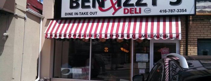 Ben & Izzy's Deli is one of You Gotta Eat Here!.
