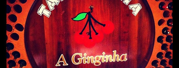 Tasquinha A Ginginha is one of Tempat yang Disimpan MENU.