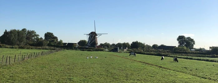 De Vijfhuizer Molen is one of NL place-culture-history.