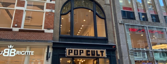 Pop Cult is one of Best of Amsterdam.