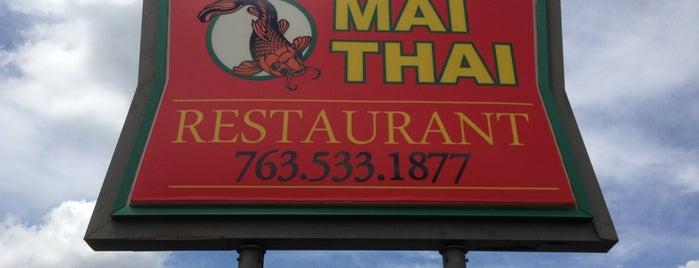 Mai Thai is one of Posti che sono piaciuti a Ray.
