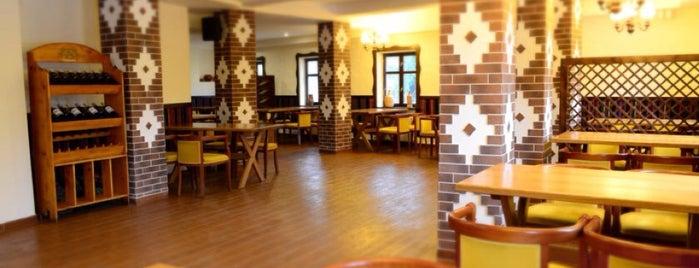 Acasă la Mama is one of Restaurante în Chișinău (partea 1).