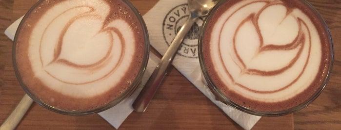 Kavárna Nový Svět is one of Kde si pochutnáte na kávě doubleshot?.