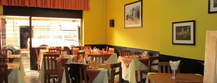 La Leyenda Peruana is one of Restaurantes centro Stgo.
