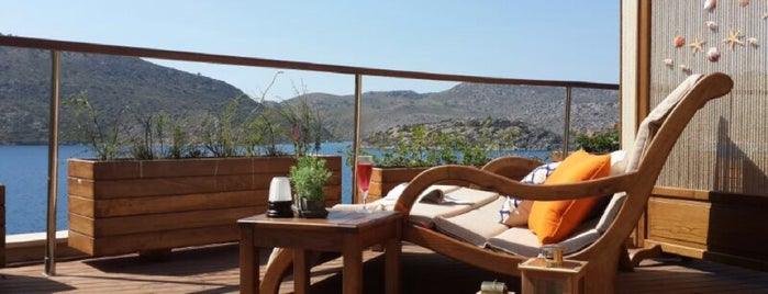 Loryma Boutique Hotel is one of Marmaris.