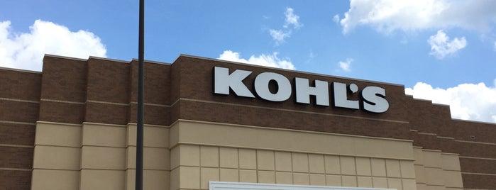 Kohl's is one of สถานที่ที่ Trish ถูกใจ.