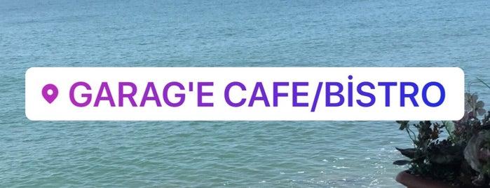 Garag'e is one of สถานที่ที่ Ahmet ถูกใจ.