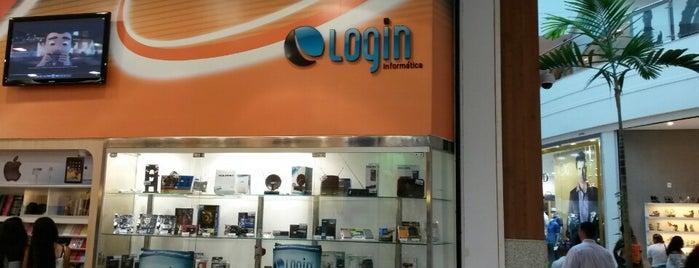Login is one of Infoware.