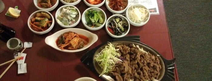 Ma Ma's Korean Restaurant is one of Indianapolis.