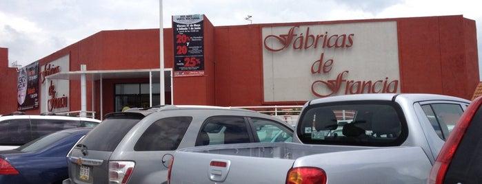 Fábricas de Francia is one of Locais curtidos por René.