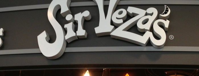 Sir Veza's Taco Garage is one of Tempat yang Disukai Andrew.
