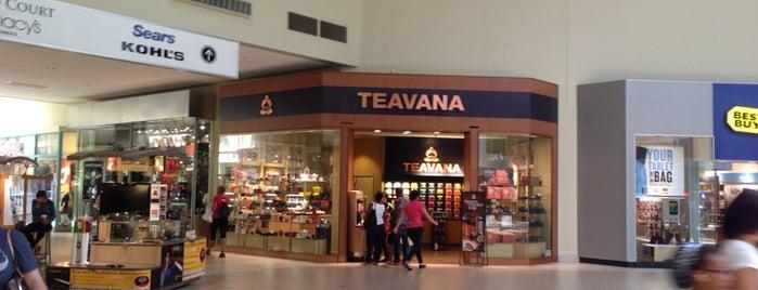 Teavana is one of Tempat yang Disukai Mariesther.