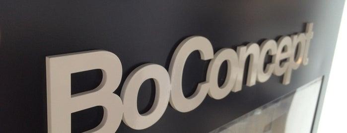 BoConcept is one of Locais curtidos por Cristina.