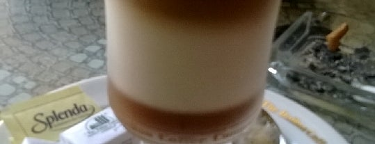 The Italian Coffee Company is one of SLP.