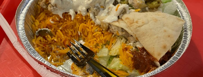 The Halal Guys is one of Chamblee Food.