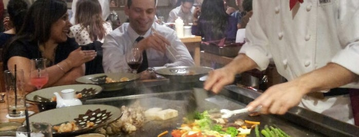 Benihana Japanese Steakhouse is one of Toronto Food - Part 1.