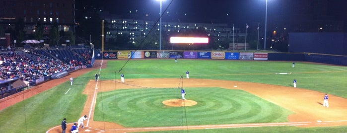 Canal Park is one of Minor League Ballparks.