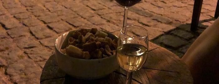 Tenedion Winehouse is one of Best Wine Bars in Turkey.