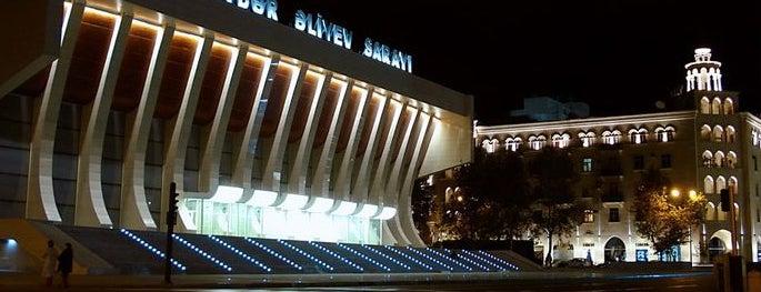 Heydər Əliyev Sarayı is one of Favorite places.