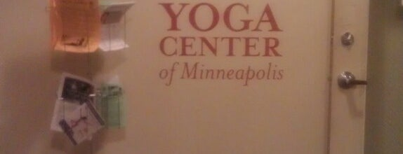 Yoga Center of Minneapolis is one of Campuran.