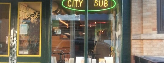 City Sub is one of Earl of Sandwich Badge - Level up in New York.