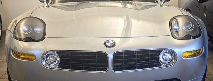 BMW of Minnetonka is one of Tempat yang Disukai Alan.