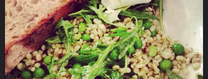 Holybelly is one of Healthy & Veggie Food in Paris.