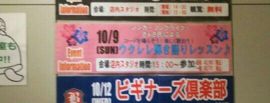 島村楽器 イオンモール大日店 is one of イオンモール大日.