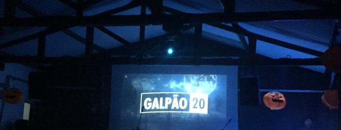 Galpão 20 is one of Fabio 님이 좋아한 장소.