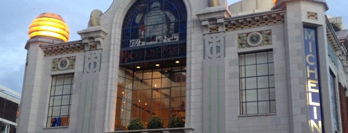 Michelin Building is one of Kensington List.