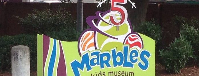 Marbles Kids Museum is one of If RDU was an ice cream.. this would be its flavor.