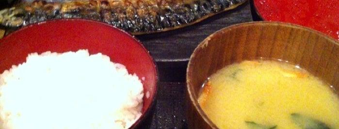 Echigoya Sandayu is one of Tokyo.