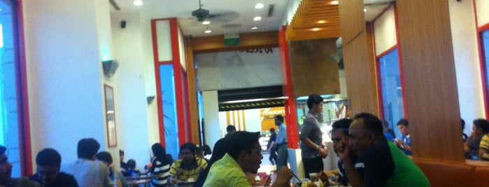 Prata Wala is one of Veggie choices in Non-Vegetarian Restaurants.