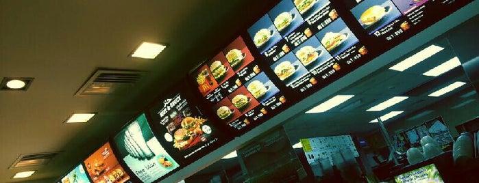 McDonald's is one of Posti che sono piaciuti a Talal.