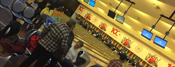 İlkadım Bowling Salonu is one of Samsun.