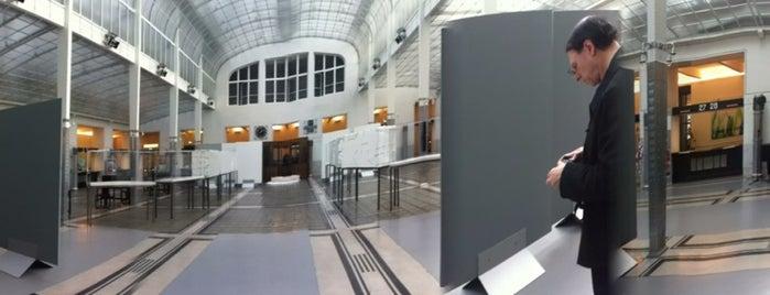 Wagner:werk Museum BAWAK P.S.K. is one of Vienna my love.