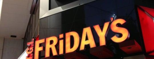T.G.I. Friday's 六本木店 is one of Ibrahim 님이 좋아한 장소.