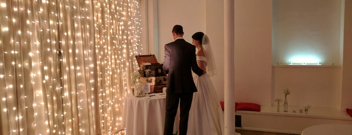 The Amadeus is one of London's Best Wedding Venues.