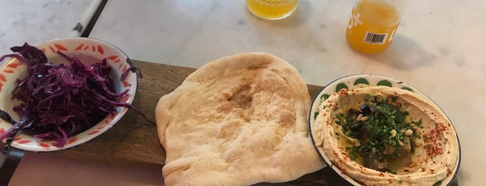 Hummus is one of den haag.