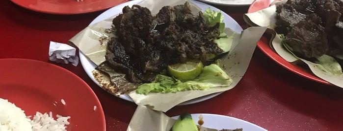 Kambing Bakar Ayam Penyet Sahara is one of g.