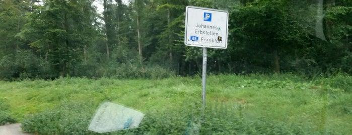 Autobahnparkplätze